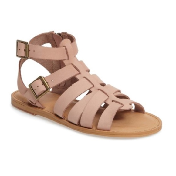 5e40dfcbc162 Britt Gladiator Sandal NWT